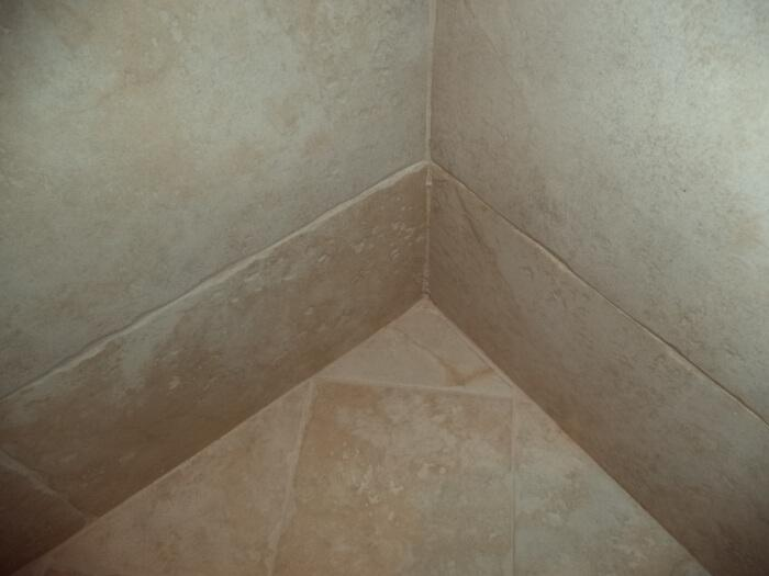 Grout Looks So Much Better After Using Endurance BioBarrier Mold U0026 Grime  Cleaner Followed By The