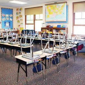 Mold in school classrooms