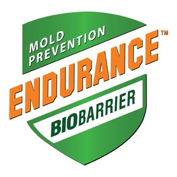Logo Endurance BioBarrier Mold Prevention Spray