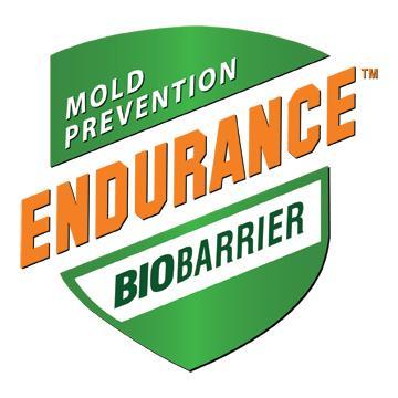 Logo Endurance BioBarrier Mold Prevention Spray