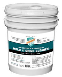 mold cleaner remover 5gal endurance biobarrier