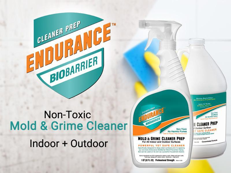 Endurance BioBarrier Mold & Grime Cleaner