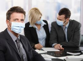 Mold allergy health risks in office buildings and how to deal with it.